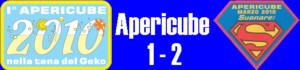 Apericube 1 -2