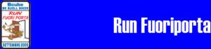 Run Fuoriporta - Settembre 2009