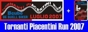Tornanti Piacentini - Luglio 2007