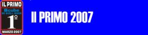 Il PRIMO Run - Marzo 2007
