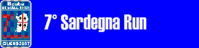 7° Sardegna Run - Giugno 2007